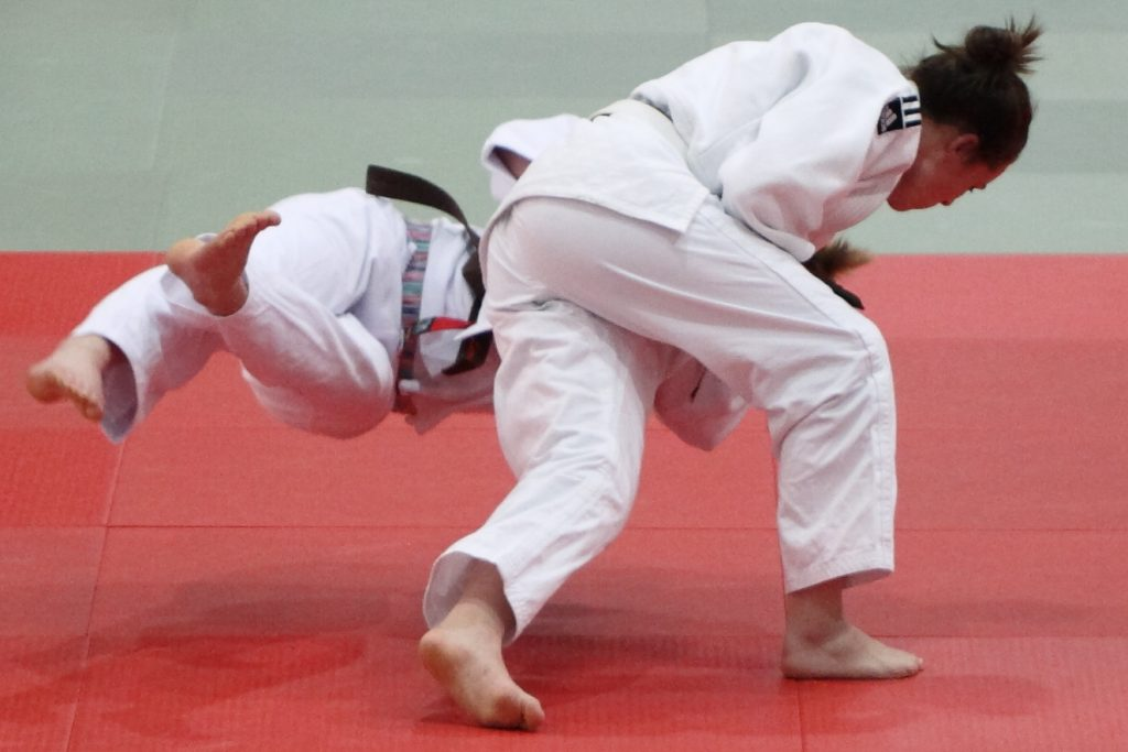 rencontre femme judoka)